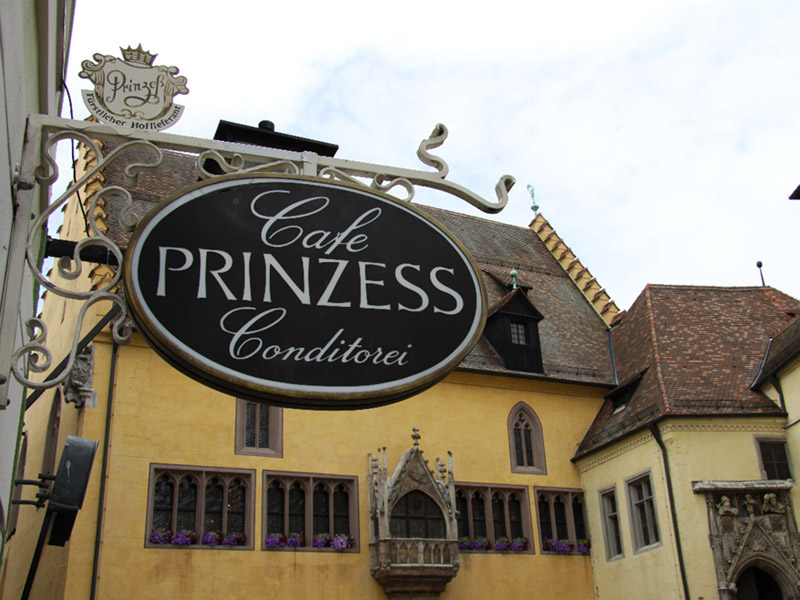 ドイツ最古のコーヒーハウス